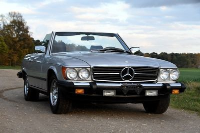 380 SL Convertible