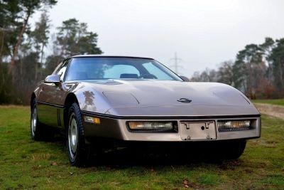 C4 Corvette 350 V8 automatic