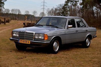 280 E Sedan Automatic