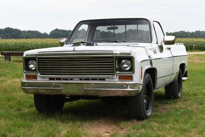 C10 Truck Custom Deluxe Shortbed