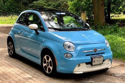Fiat 500E Electric