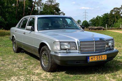 560 SEL Limousine W126