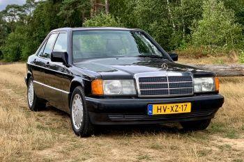 190E Sedan 1.8 automatic