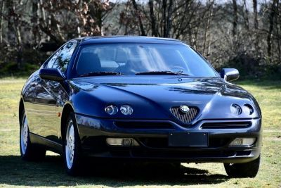 GTV Coupe 2.0 V6 Turbo