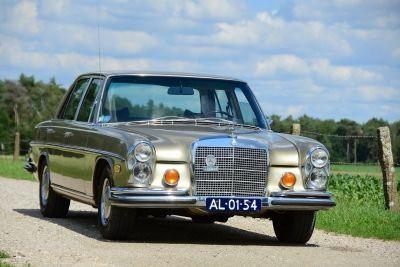 Mercedes-Benz 280 SE 4.5 (W108) Sedan