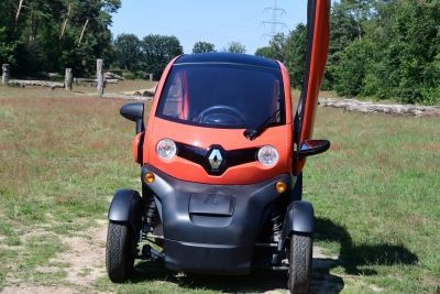 Renault Twizy Electrical Vehicle