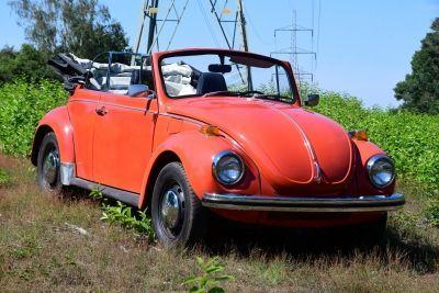 Volkswagen Kever 1302 Convertible