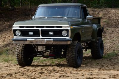 Ford F100 Ranger Pick-Up 4x4